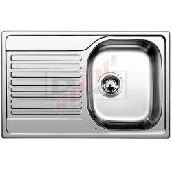 Blanco TIPO 45S COMPACT 18/10 szövetmintás mosogatótálca