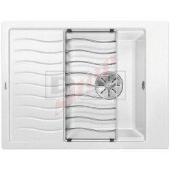 Blanco ELON 45S fehér gránit mosogatótálca