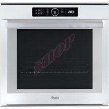 Whirlpool AKZM 8480 WH beépíthető sütő fehér