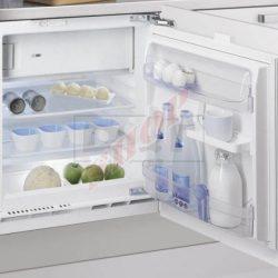 Whirlpool ARG 913/A+ pult alá építhető hűtőszekrény