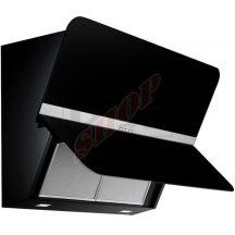 Falmec FLIPPER BL 55 fekete design páraelszívó