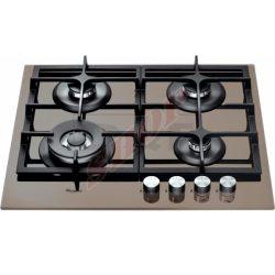 Whirlpool GOA 6425/S üveg gázfőzőlap szatén ezüst