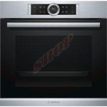 Bosch HBG6750S1 beépíthető pirolitikus sütő