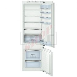 Bosch KIS87AF30 beépíthető kombinált hűtő/fagyasztó