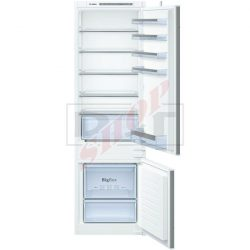 Bosch KIV87VS30 beépíthető kombinált hűtő/fagyasztó