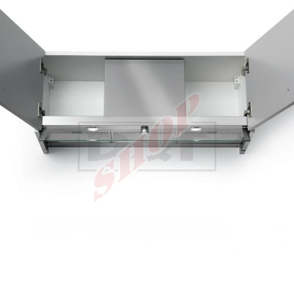 Galvamet optima 60 a ix inox be p thet p raelsz v dt shop for Cappa galvamet