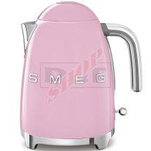 SMEG KLF03PKEU vízforraló rózsaszín