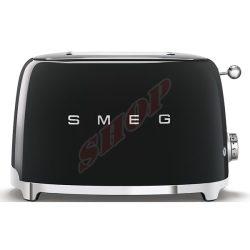 SMEG TSF01BLEU kenyérpirító 2 szeletes fekete