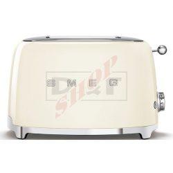 SMEG TSF01CREU kenyérpirító 2 szeletes bézs