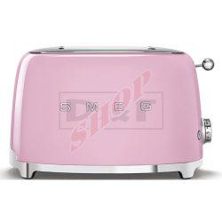 SMEG TSF01PKEU kenyérpirító 2 szeletes rózsaszín