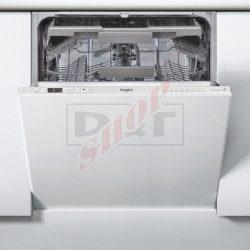 Whirlpool WIC 3C23 PEF beépíthető mosogatógép